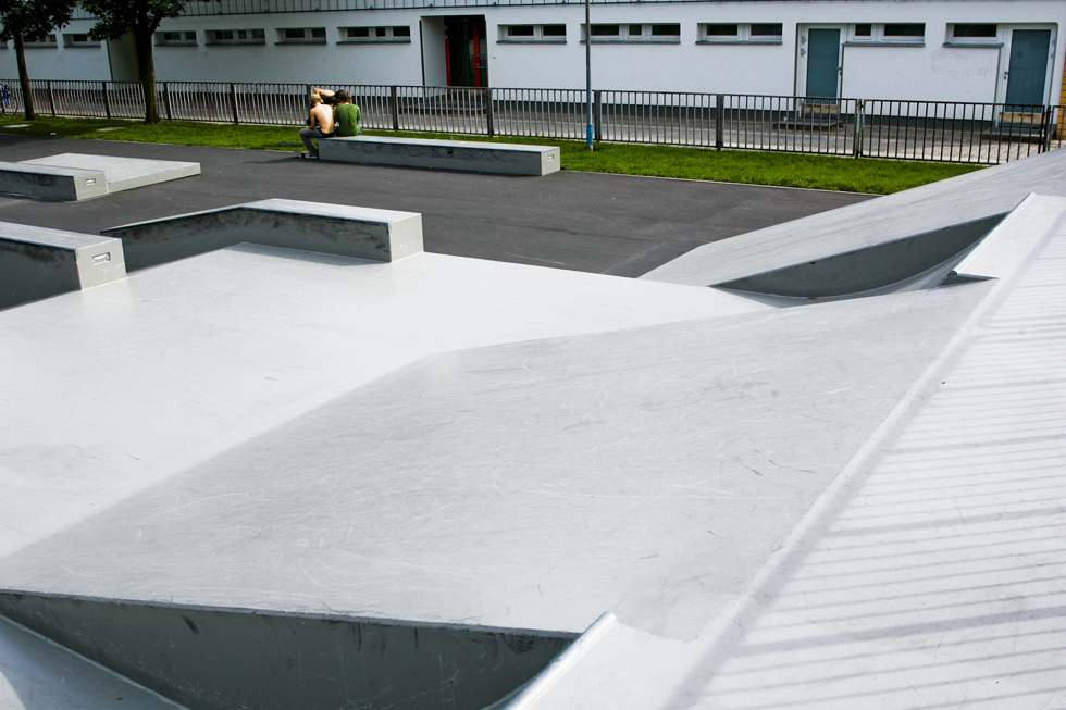 Concrete Rudolph skate parks concrete rudolph