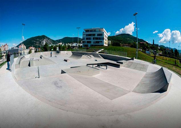 Flowgrind Skate Contest