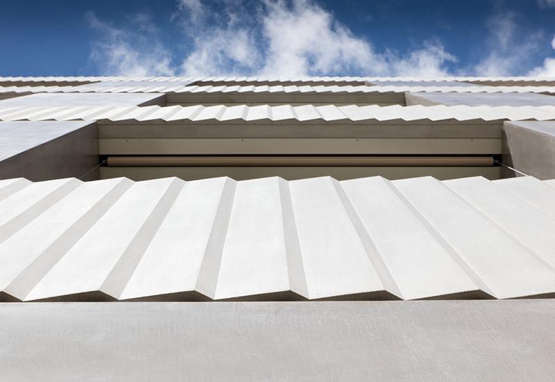Plastische Fassaden aus Glasfaserbeton