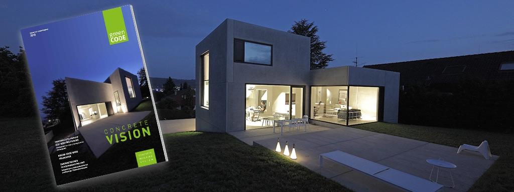 Concrete Vision 2018 – Die Vision nimmt Gestalt an.